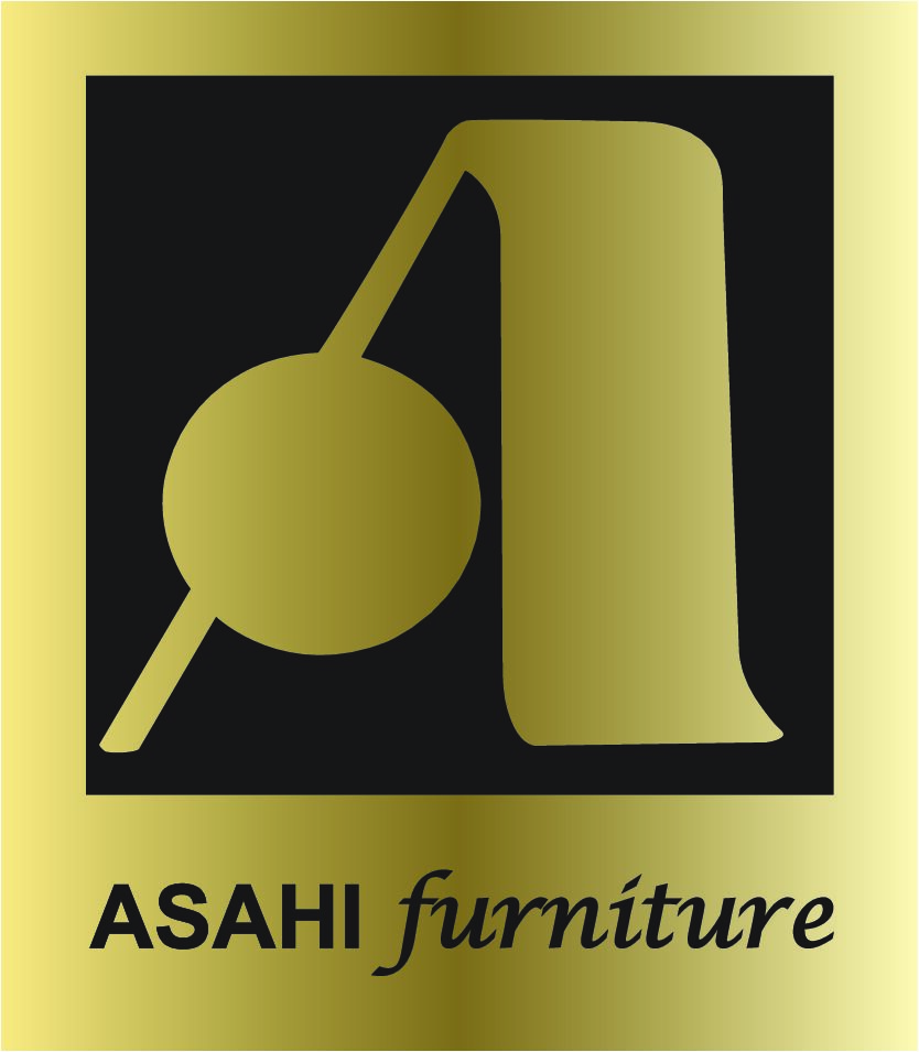 """ANNOUNCEMENT ABOUT THE LAUNCH OF """"ASAHI furniture"""" BRAND."""